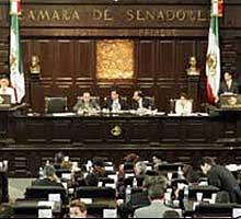 comisiones de la camara de senadores: