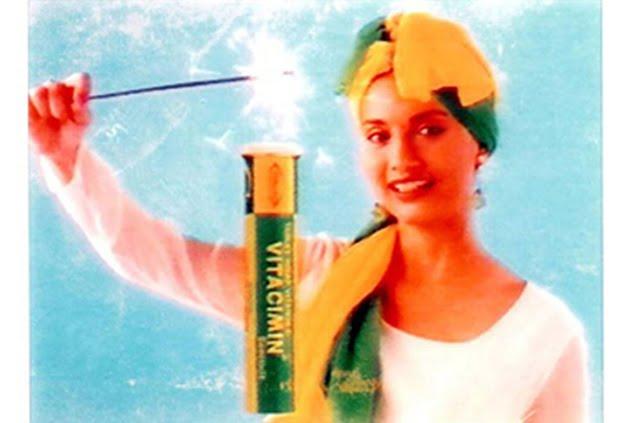 Iklan Vitacimin Marissa Haque