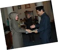 Tersangka Korupsi Bank Jabar-Banten