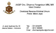 Polisi Baik Pembongkar Konspirasi SP3 Bodong Ratu Atut