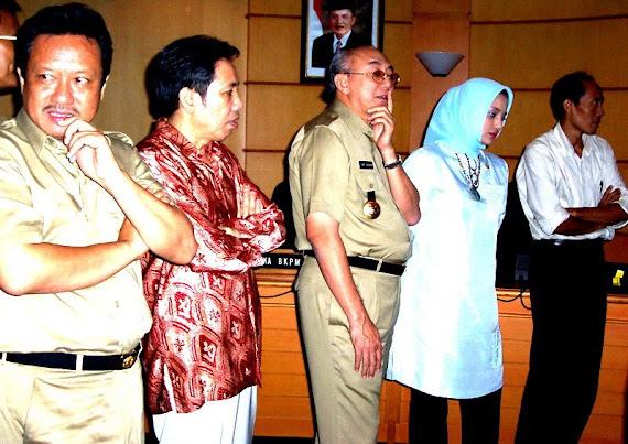 Sempat Mendukung Program Dekan Pasca IPB, Bogor
