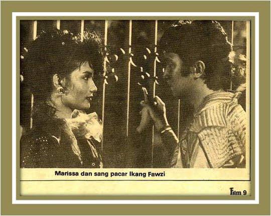 """Film: """"Yang Kukuh dan Yang Runtuh"""" (Komitmen Cinta Ikang & Icha, 1985)"""