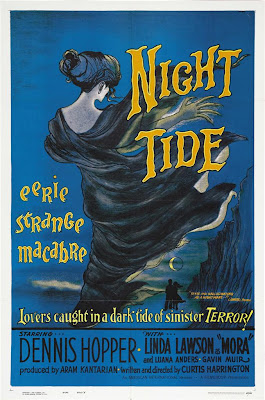 Plan B from Outer Space: Night Tide (1961)