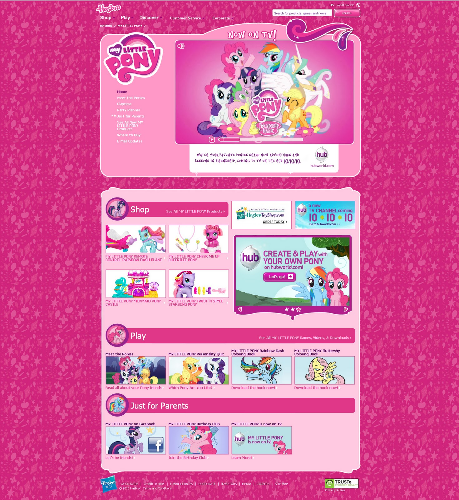 My little pony coloring pages hasbro - Today Both Mylittlepony Com And Hubworld Com Were Updated With The New Look Videos Games Coloring Pages Plus More