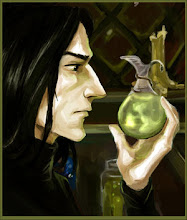 Severus Snape, the Half-Blood Prince