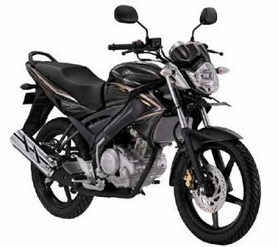 Yamaha V-IXION Fuel 2010