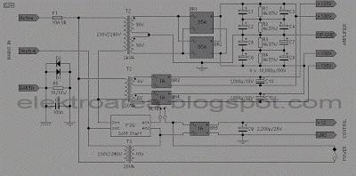 Koleksi Skema Rangkaian|Artikel Elektronika