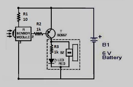 Audio Display Circuit Using CD4017 further Simple Two Hand Safety Control Circuit 4184 as well SIMPLE CAPACITOR TESTER in addition Sensitive Rf Voltmeter Probe besides Powersteering. on simple remote tester