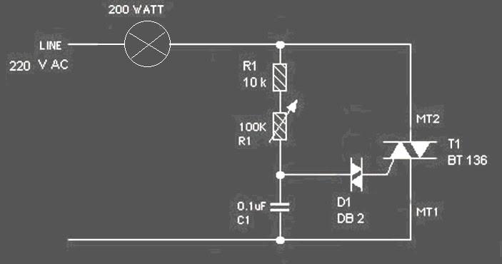 Koleksi skema rangkaianartikel elektronika august 2009 skema rangkaian control lampukipas angin ccuart Choice Image