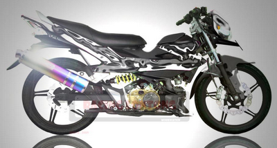 Kawasaki Athlete Modification