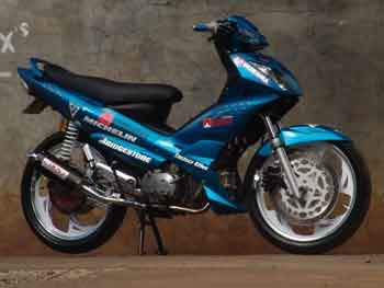 Photo of Modifikasi Suzuki Smash