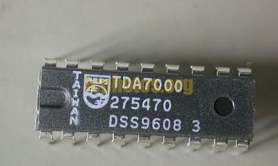 IC TDA7000