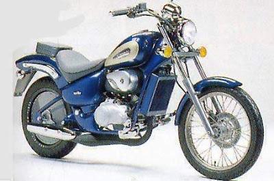 Aprilia 125 Classic