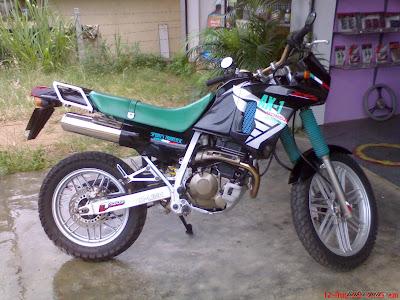 Honda AX1 pic