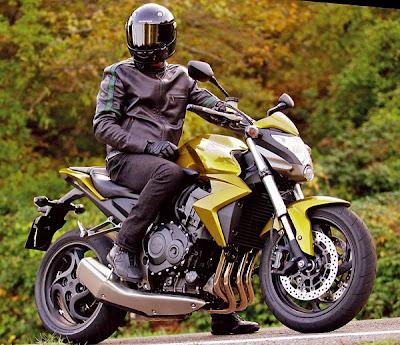 Honda CB1000R- 2009