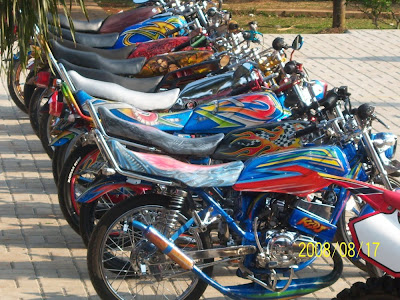 Best Modifikasi Yamaha Rx-King |Modifikasi Dan Spesifikasi Motor
