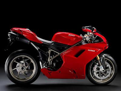 Ducati Superbike 1198 S Red