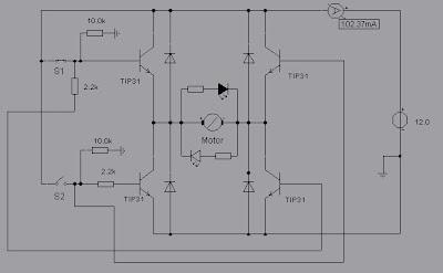 Kontrol Motor DC Sedehana