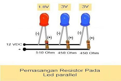 Led parallel