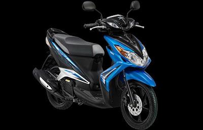 Yamaha XEON Biru