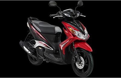 Yamaha XEON Merah