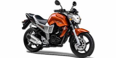 Yamaha Byson Orange