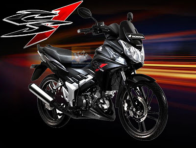 Honda CS1 Black Color
