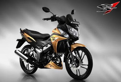 Honda CS1 Gold Color