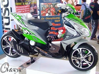 Yamaha Xeon GT Modified
