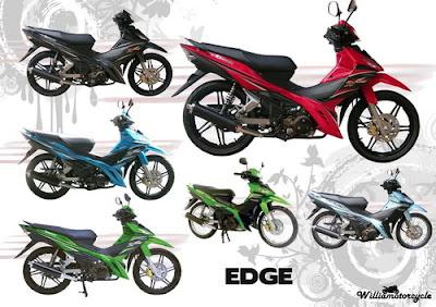 Kawasaki EDGE VR Pic