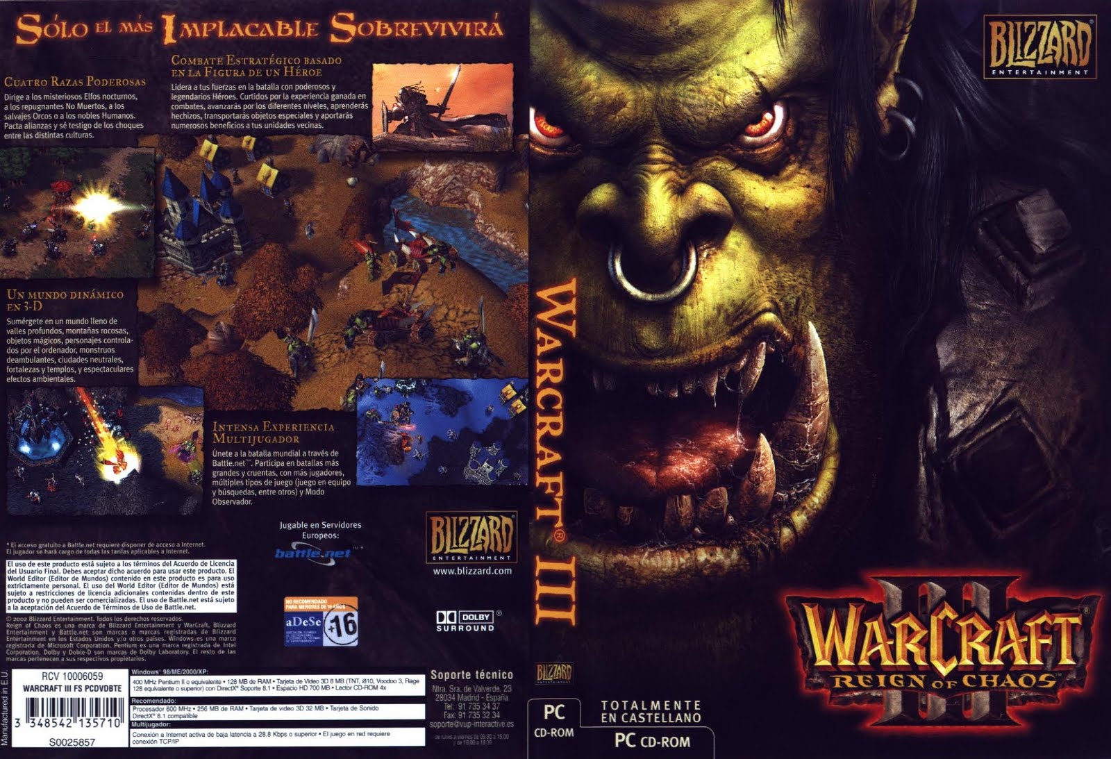 Sex patch warcraft iii reign of chaos adult tubes