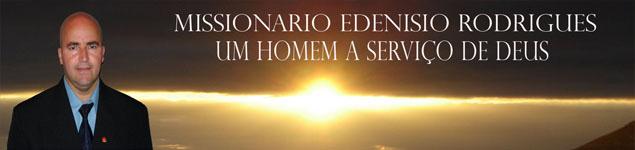 PASTOR EDENISIO RODRIGUES