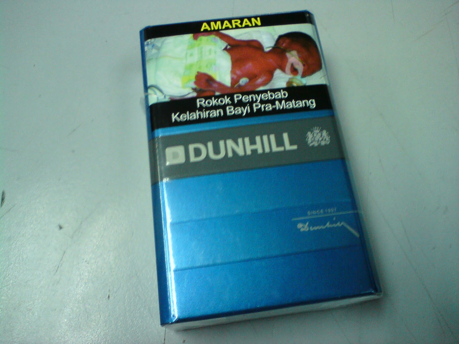 Houston duty free cigarettes Dunhill price