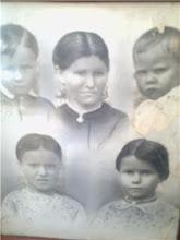 Familia montehermoseña en 1931