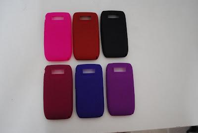Silicon Nokia E71 Nokia E71 Silicon Casing
