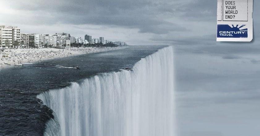 rpl creativity foto inilah gambar ujung dunia anda