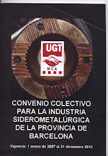 Convenio del Metal de Barcelona 2007-2012