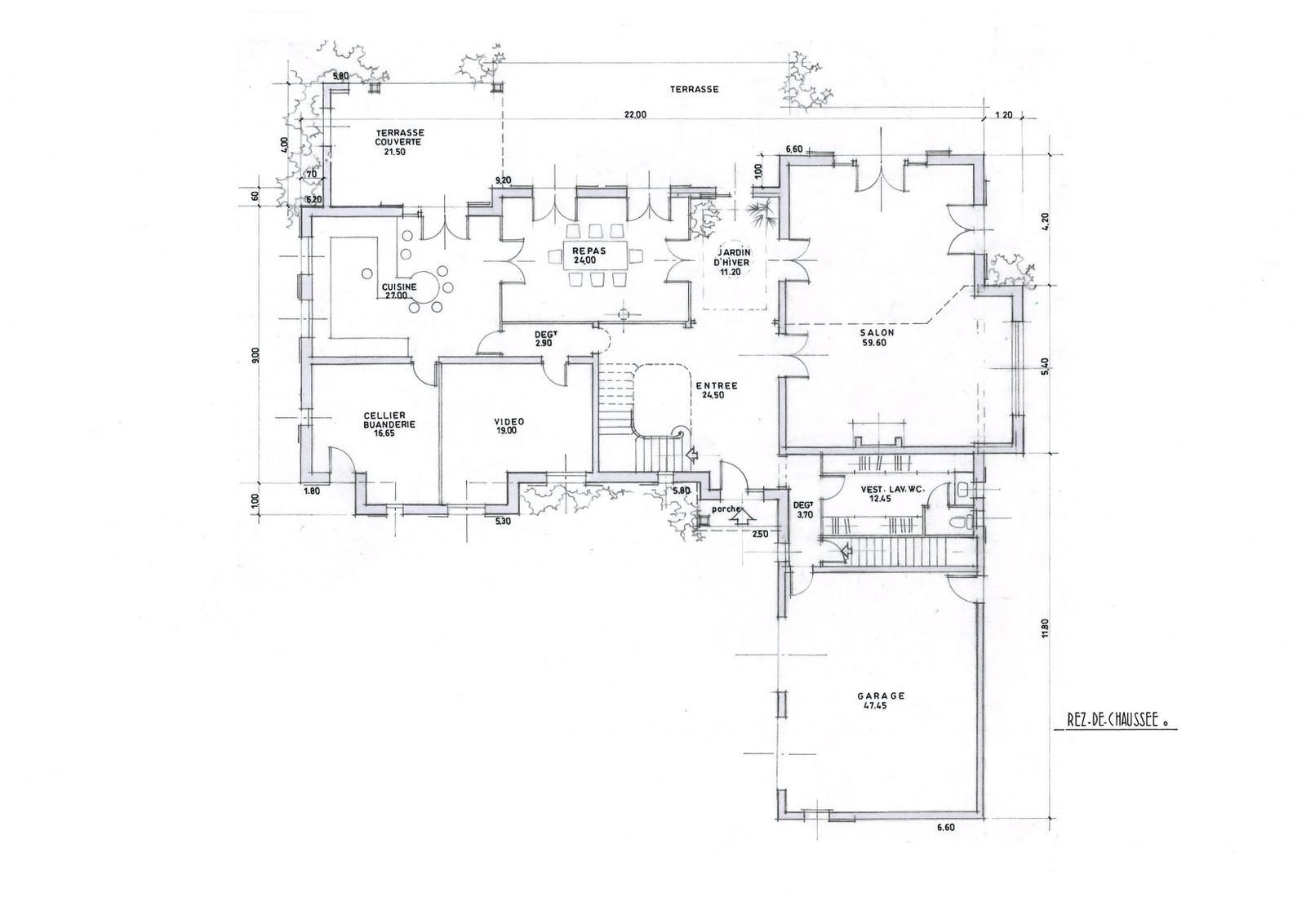 Modifier un plan de maison for Logiciel plan maison gratuit 3d