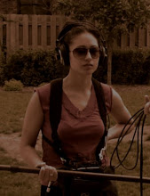 Sound Technician & Sound Editing - Elena Rubin