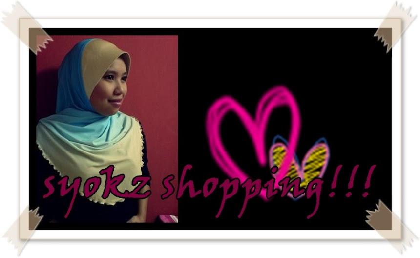 syokz shopping!