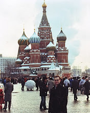 Dave in Russia