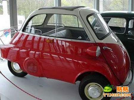 smallest car ever
