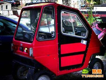 smallest car in the world top gear