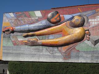 Esquimal muac for El mural de siqueiros pelicula
