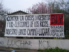 CONTRA LA CRISIS, LA CESANTIA Y LAS ELECCIONES DE LOS RICOS....