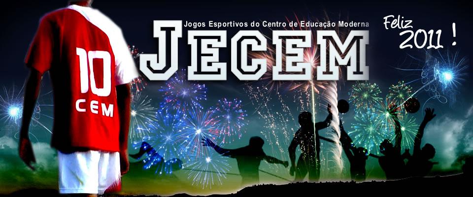 JECEM - Jogos Esportivos do Centro de Educação Moderna