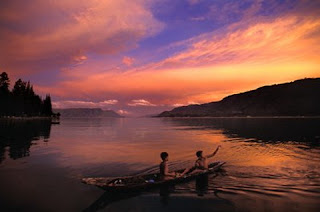 LAKE TOBA - NORTH SUMATRA