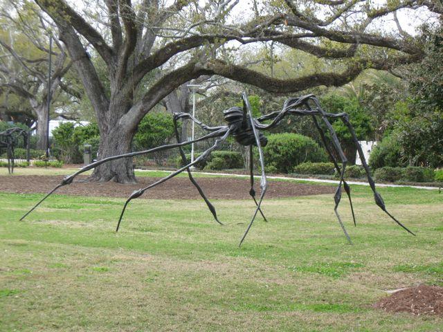 NOLA Tourist: Sydney and Walda Besthoff Sculpture Garden At The New ...