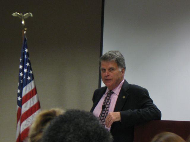 Archivist of the United States David Ferriero, 2010 Best Practices Exchange, Phoenix, Arizona, 29 Se