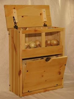 coffres et meubles trunks and furniture bo te pomme de terre oignon. Black Bedroom Furniture Sets. Home Design Ideas